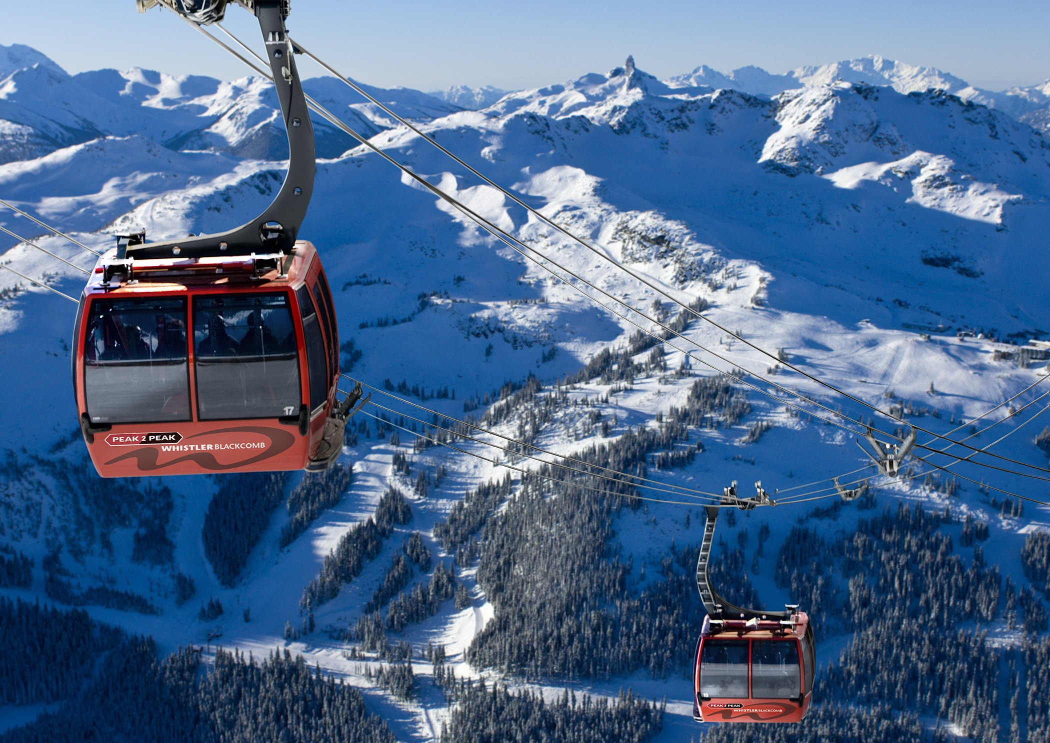 EpicPass - Ski Lift integrado