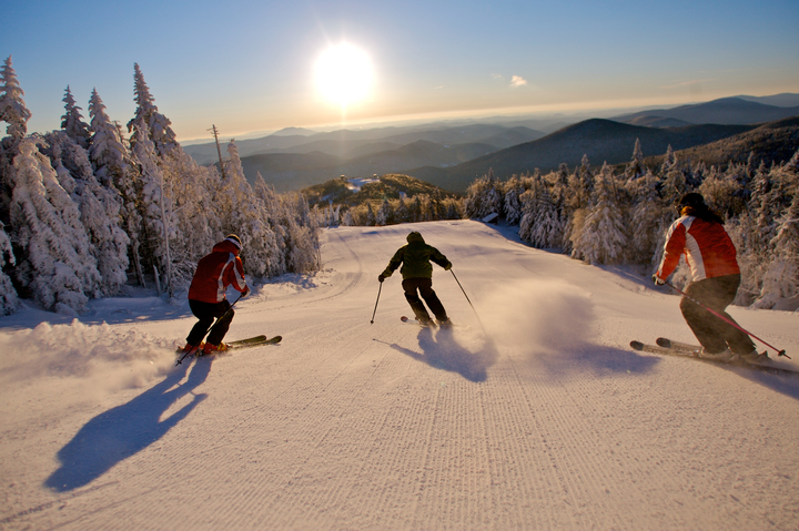 Killington, na Costa Leste dos EUA